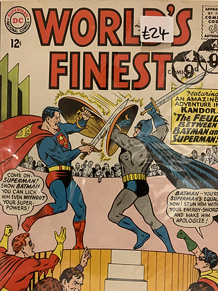 World's Finest Comics #143
