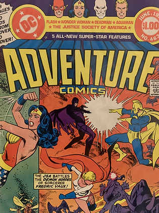 Adventure Comics #463