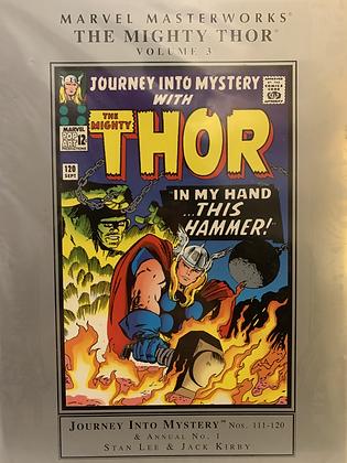 Marvel Masterworks Mighty Thor Volume 4