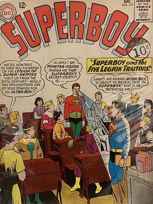 Superboy #117
