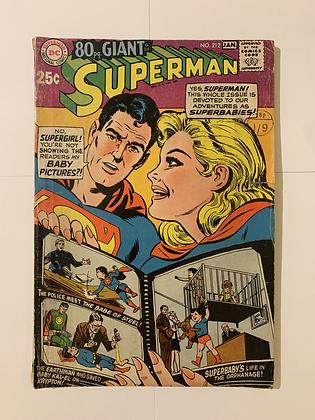 Superman #212
