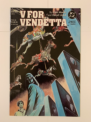 V For Vendetta #8