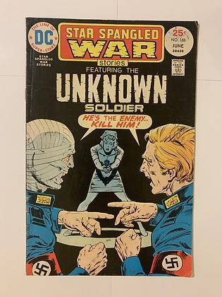 Star Spangled War Stories # 188