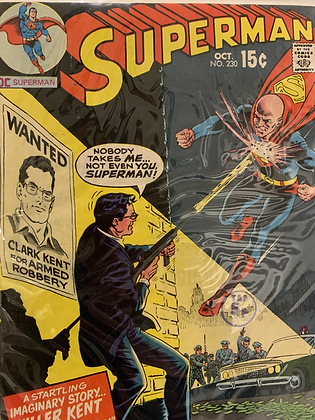 Superman #230