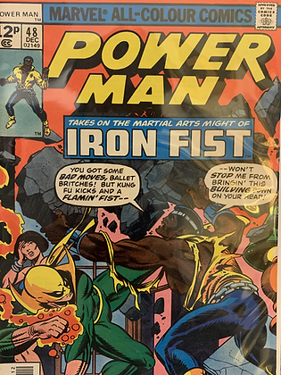 Power Man #48