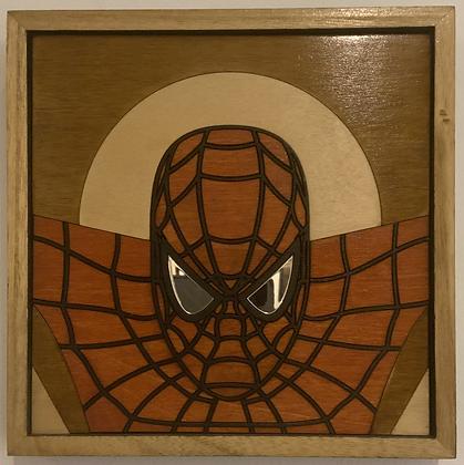 Spiderman Red No 1