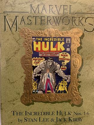 Marvel Masterworks Incredible Hulk Volume 8