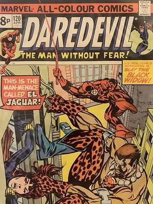 Daredevil #120