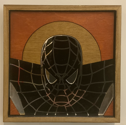 Spiderman Mirror Blacklist No.1