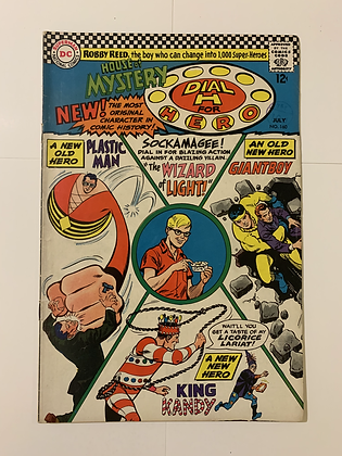 House Of Mystery #160
