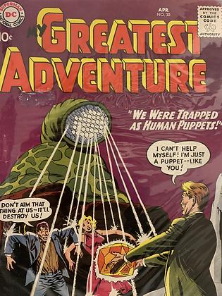 My Greatest Adventure #30