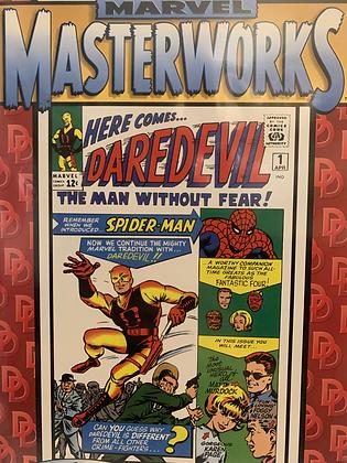 Marvel Masterworks Daredevil Volume 1