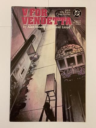 V For Vendetta #10