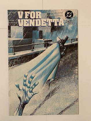 V For Vendetta #7