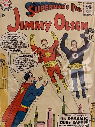 Superman's Pal Jimmy Olsen #69