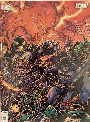 Batman/ Teenage Mutant Ninja Turtles #6
