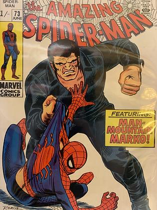Amazing Spider-Man #73