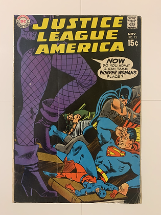 Justice League of America #75