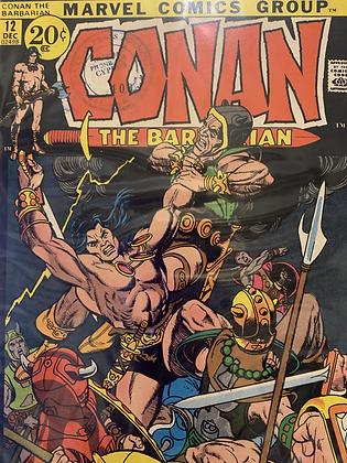 Conan The Barbarian #12