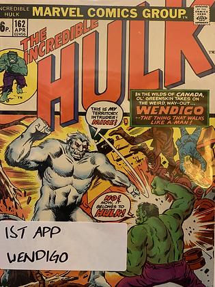 Incredible Hulk #162