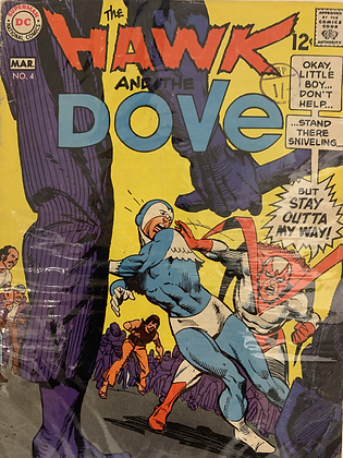Hawk and Dove #4