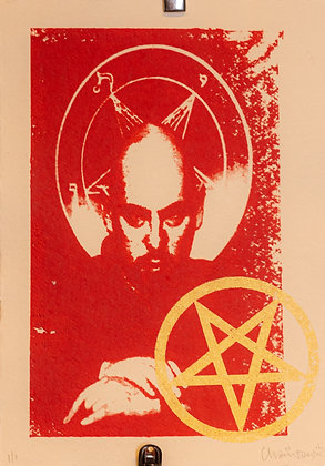 Billy Chainsaw's Reaperdelic 69 Print #9