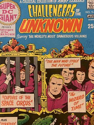 Super DC Giant #25