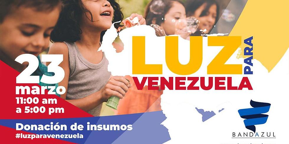 Una Luz Para Venezuela Drive