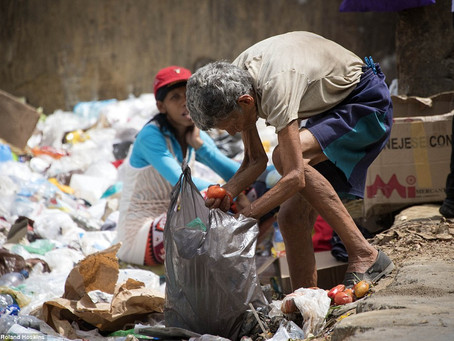 Lack of food and medicine pushed 2.3 million to flee Venezuela: U.N.