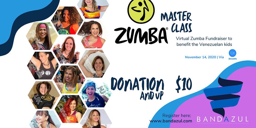International Zumba Master Class