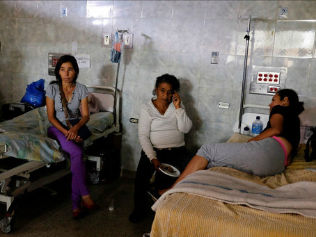 """Amid chaos in Venezuela, infant deaths, malaria cases skyrocket"""