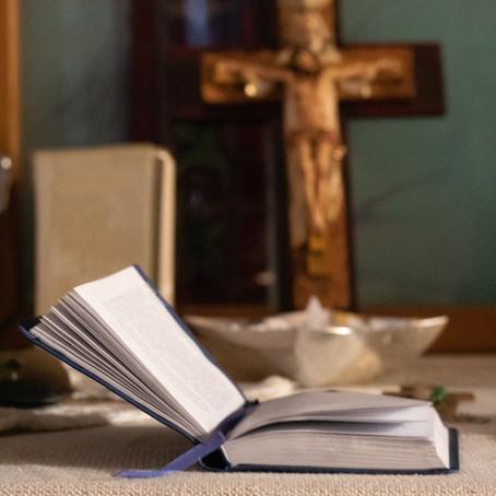 Little Blue Prayer Book