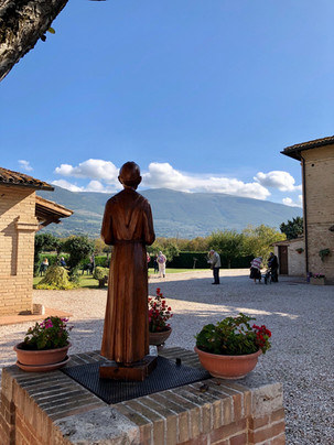 In the Valley, Assisi, Italy