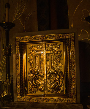 Tabernacle of Gold