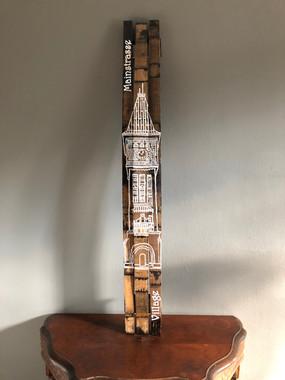 Mainstrasse Tower - $75.00