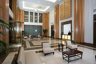 Landmark Building Lobby