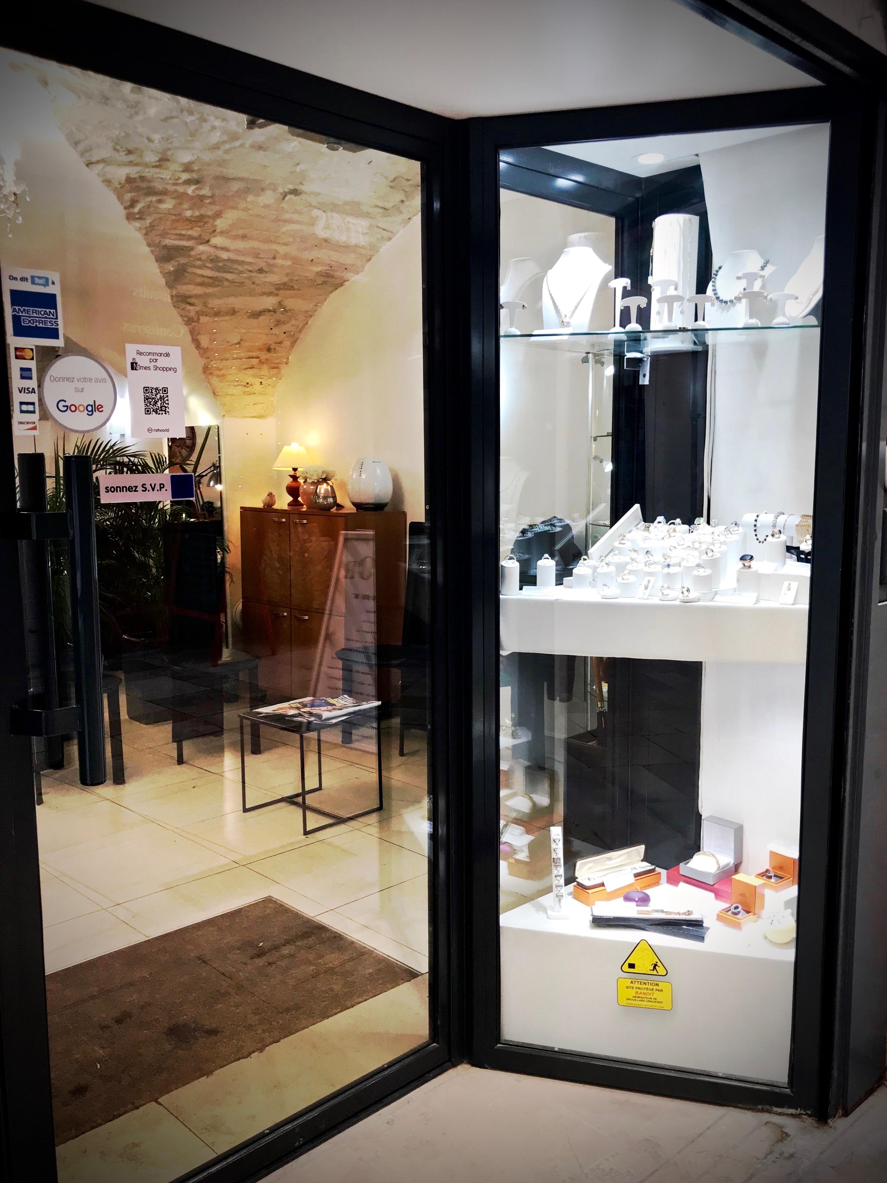 Argor Nîmes bijouterie centre ville