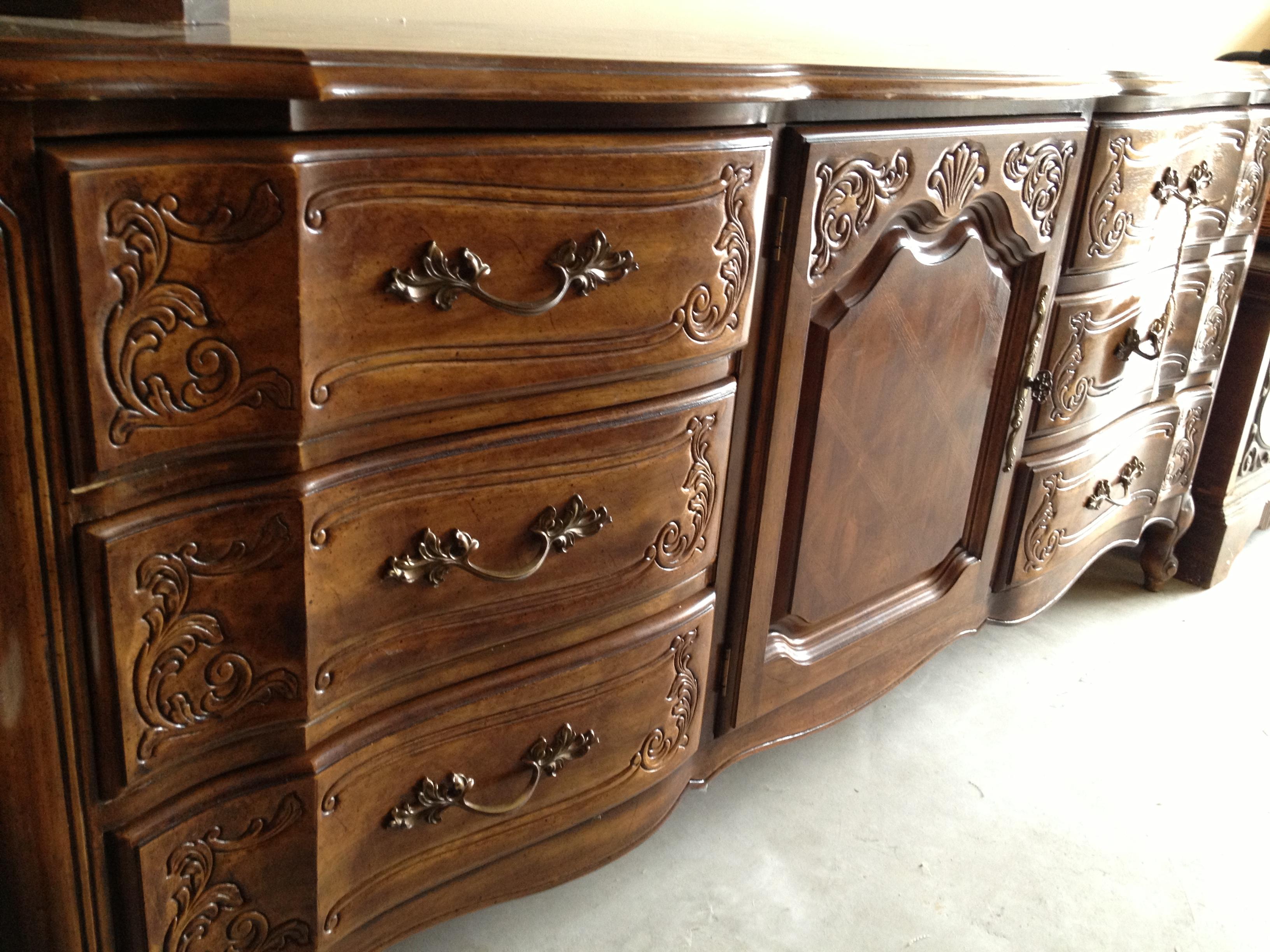 Triple Dresser - Sold