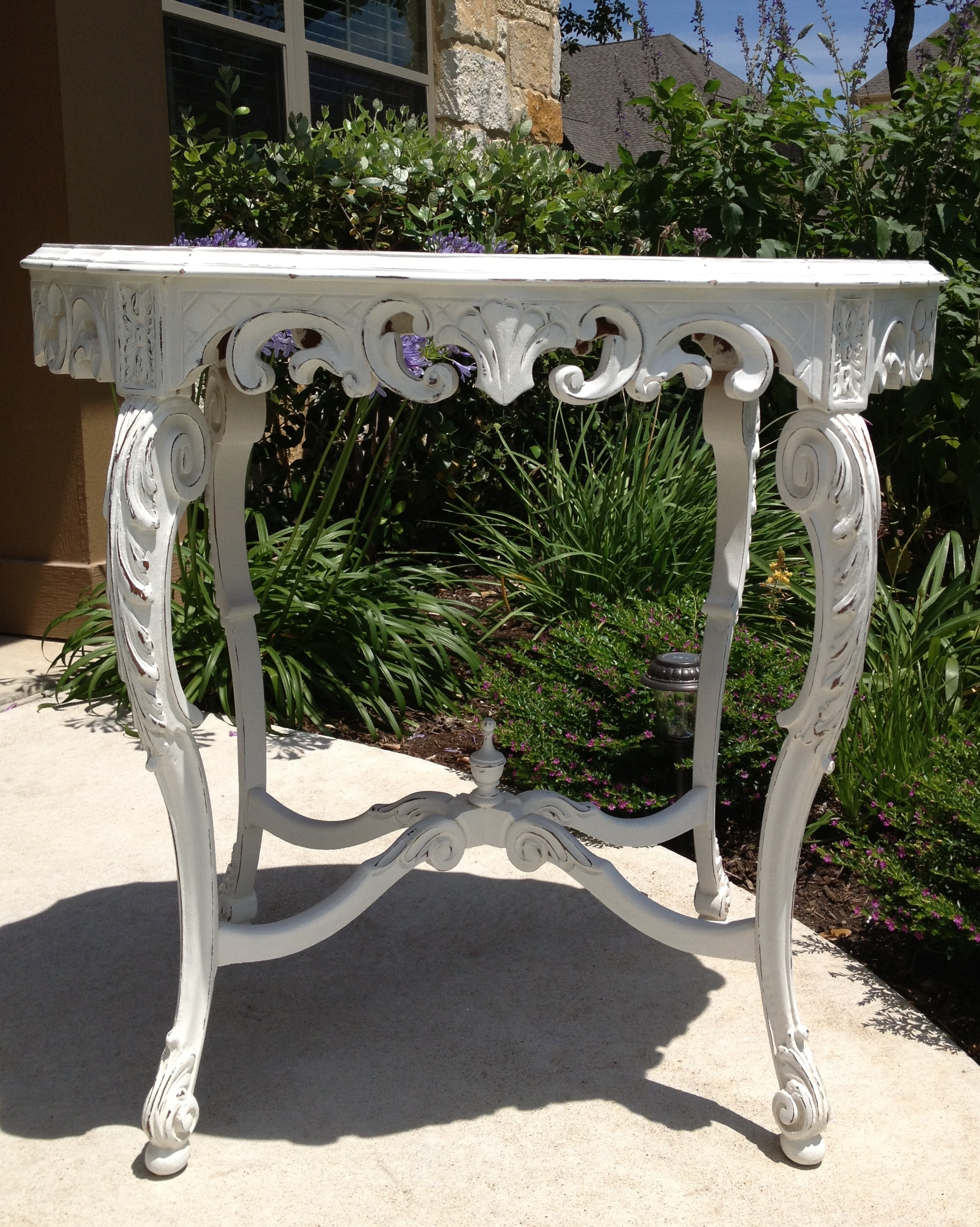 French Side Table - Sold