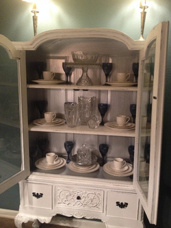 French China Cabinet - Sold