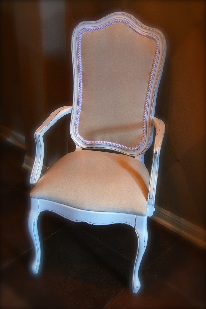 Caneback Chair - Sold
