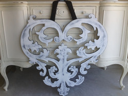 One-of-a-kind Heart - Sold