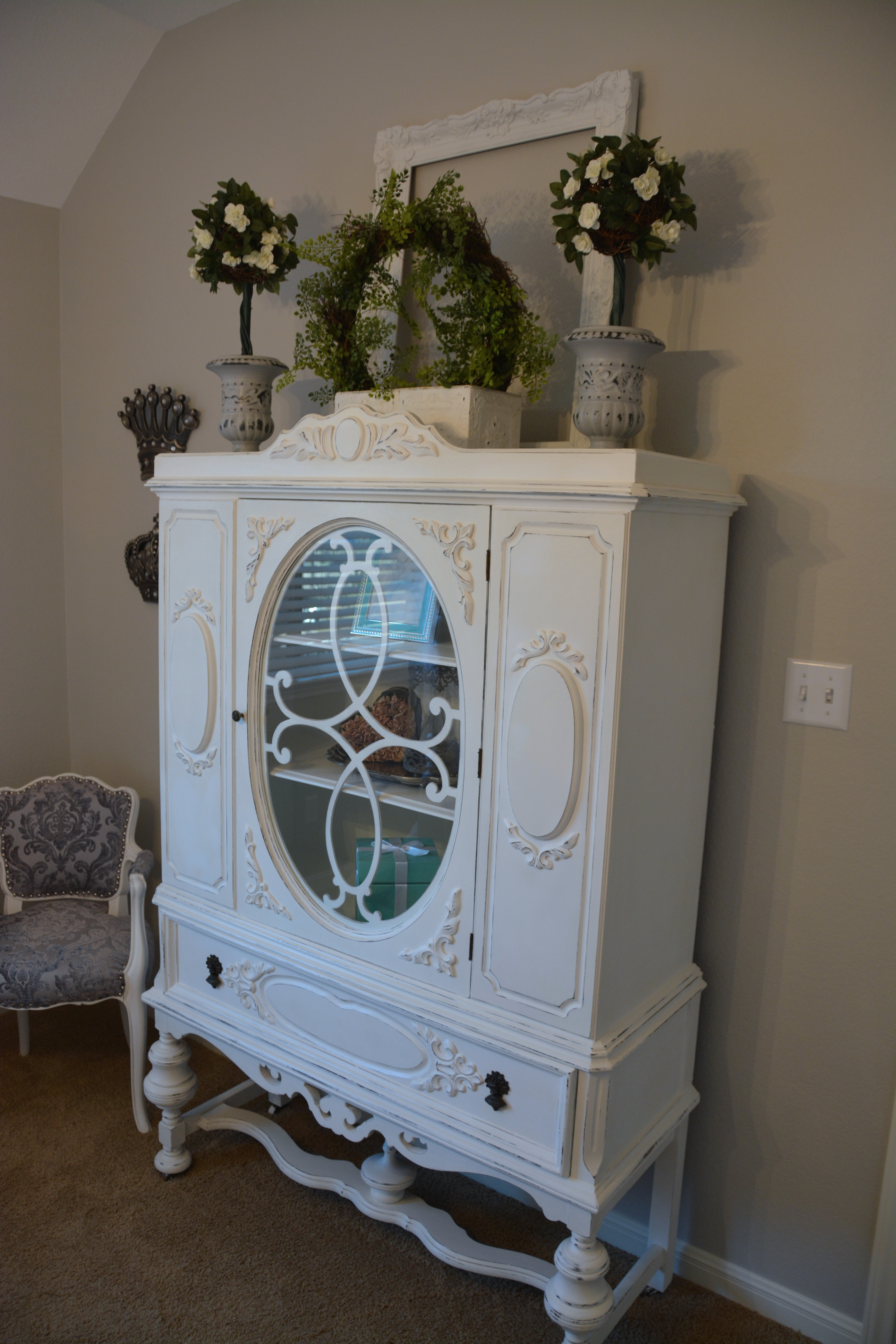 Antique Cabinet - Sold