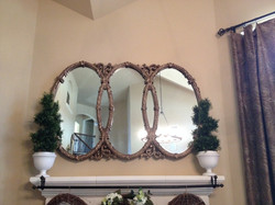 Triple Syrocco Mirror ($400)