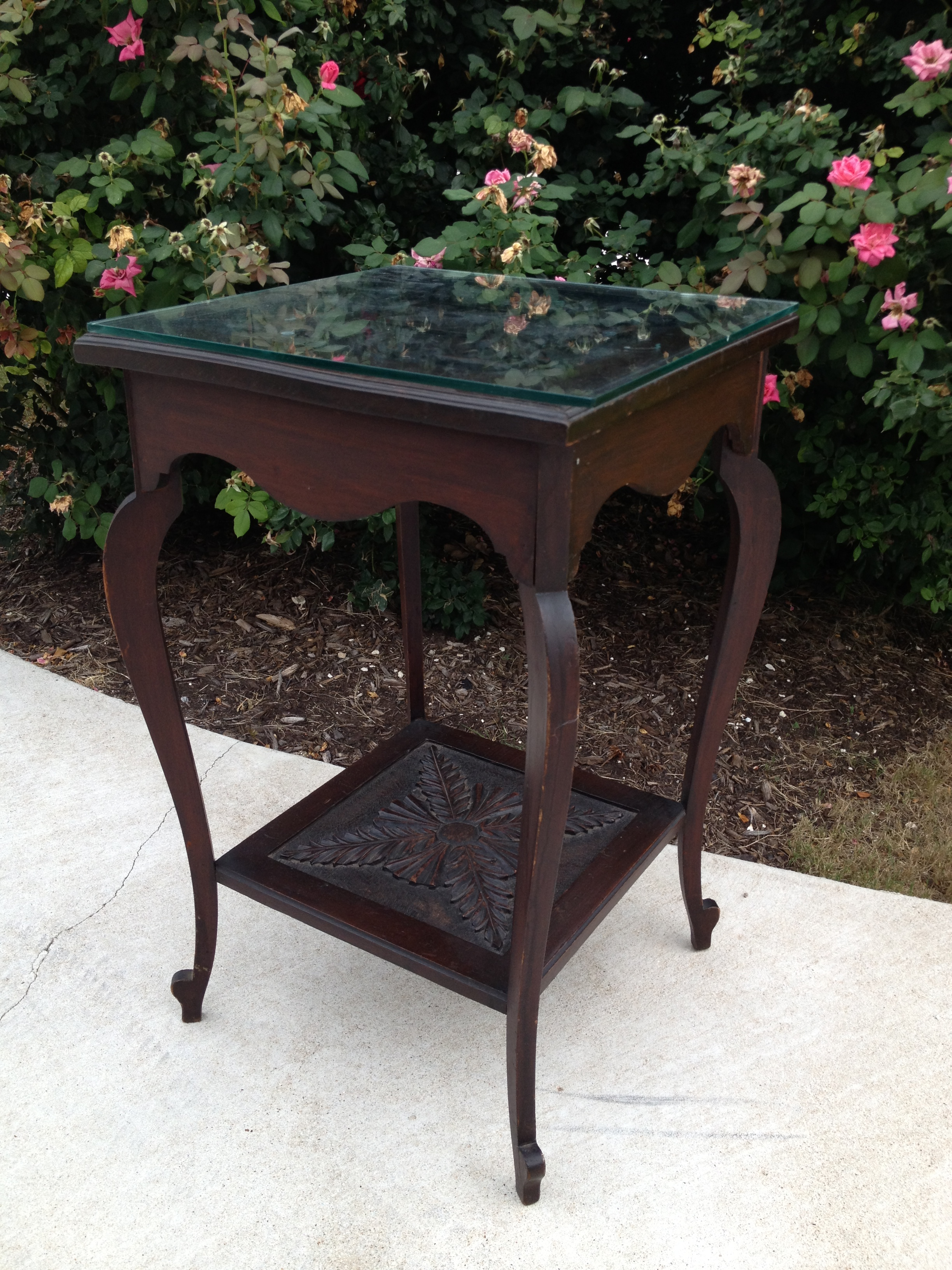Antique Mahogany Table - Sold