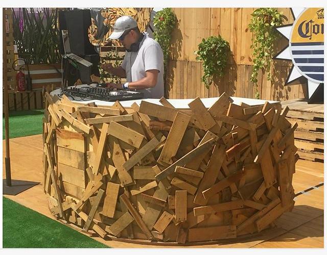 Eres DJ 🎶 o  planeas un evento __ Que o