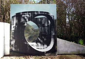 2017_AscienIV_studio_view_huile-acrylique-et-serigraphie-sur-toile©eva-nielsen.jpg