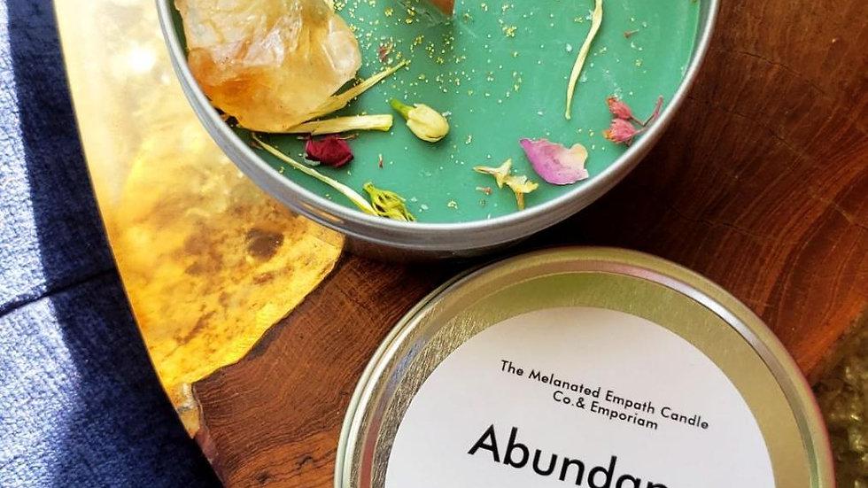 Abundance Candle (8 oz.)