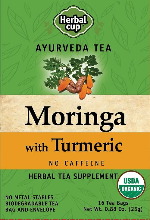 Moringa - Turmeric