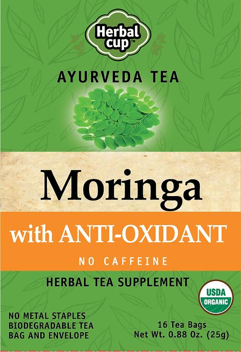 Anti-Oxidant - Moringa
